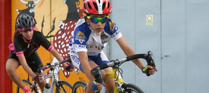 La escuela ciclista de Alaejos mira hacia adelante