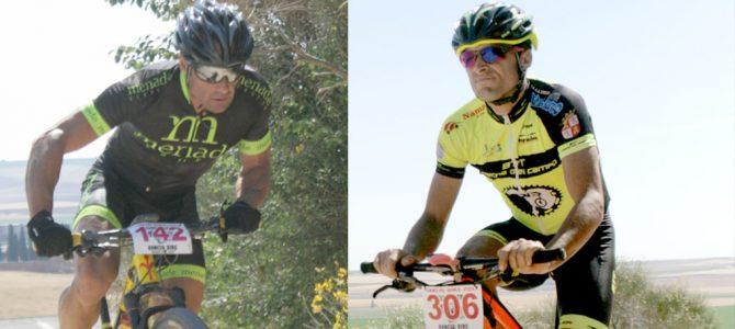 Los ciclistas de la comarca de Medina marcan la diferencia en Nava del Rey