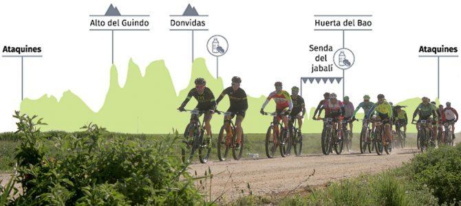 Las Tres Provincias de Ataquines suben un escalón
