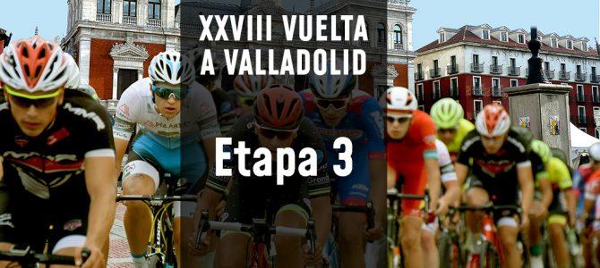 Apuntes previos de la tercera etapa de la Vuelta a Valladolid