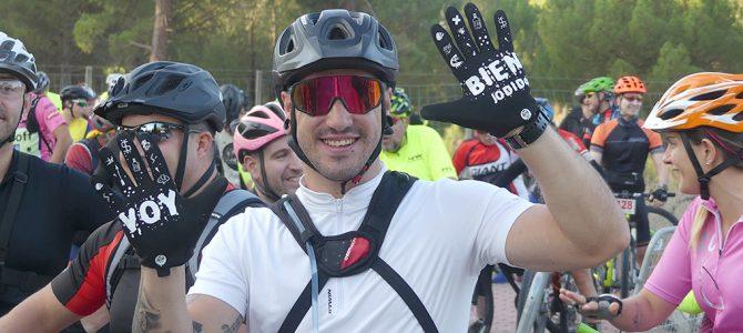 Cruz Roja Valladolid y la bicicleta mueven tu corazón